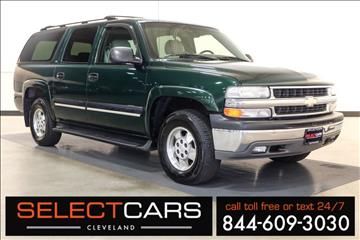 2001 Chevrolet Suburban for sale in Cleveland, OH