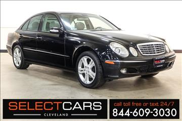 2006 Mercedes-Benz E-Class for sale in Cleveland, OH