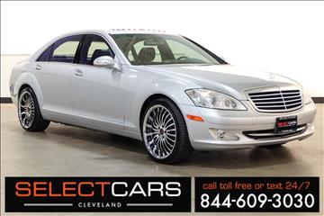 2007 Mercedes-Benz S-Class for sale in Cleveland, OH