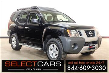 2010 Nissan Xterra for sale in Cleveland, OH