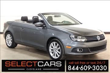 2012 Volkswagen Eos for sale in Cleveland, OH