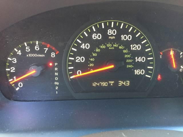 2004 Honda Accord LX 4dr Sedan - Forrest City AR