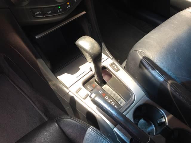 2006 Honda Accord EX V-6 4dr Sedan 5A - Forrest City AR