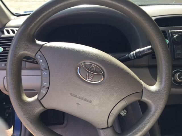 2005 Toyota Camry LE 4dr Sedan - Forrest City AR