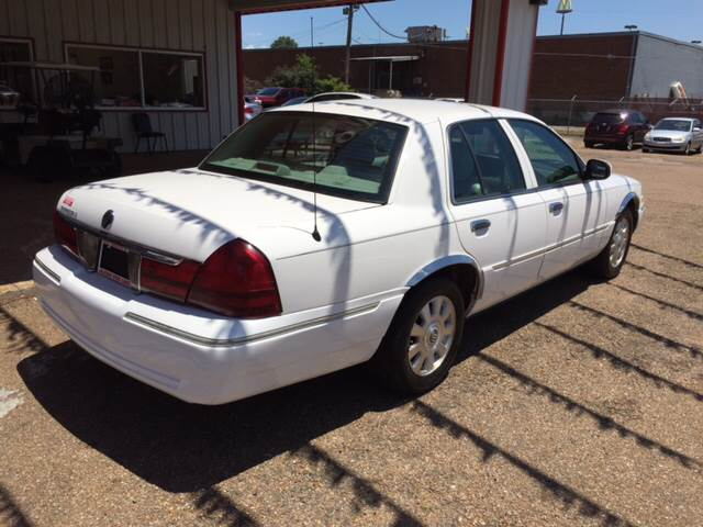 2005 Mercury Grand Marquis LS Premium 4dr Sedan - Forrest City AR