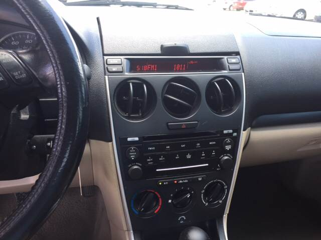 2006 Mazda MAZDA6 s 4dr Sedan - Forrest City AR