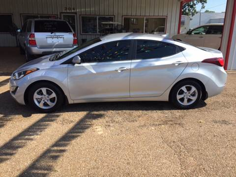 2014 Hyundai Elantra for sale in Forrest City, AR