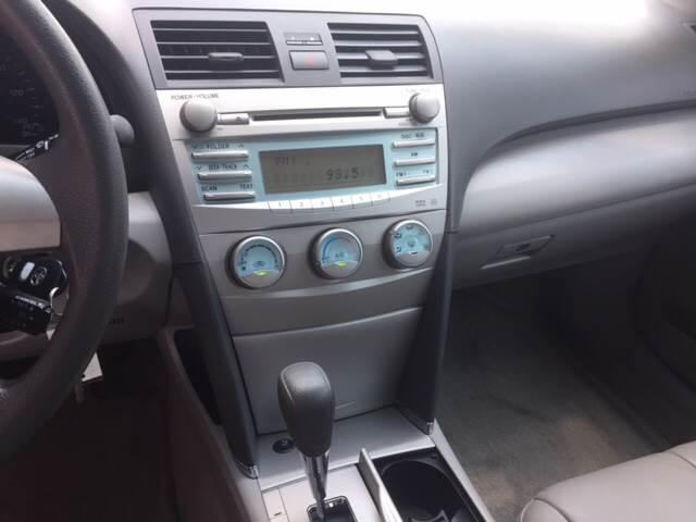 2009 Toyota Camry LE 4dr Sedan 5A - Forrest City AR
