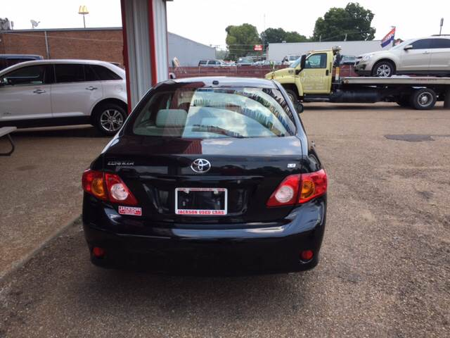 2010 Toyota Corolla LE 4dr Sedan 4A - Forrest City AR