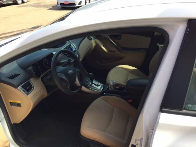 2013 Hyundai Elantra GLS 4dr Sedan - Forrest City AR