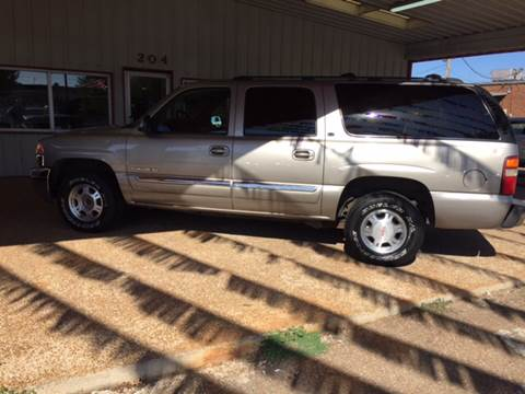 2002 GMC Yukon XL for sale in Forrest City, AR
