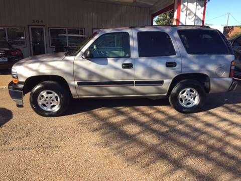 2005 Chevrolet Tahoe for sale in Forrest City, AR