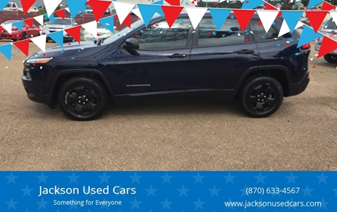 2014 Jeep Cherokee for sale in Forrest City, AR