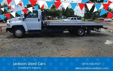2004 GMC C5500 for sale in Forrest City, AR