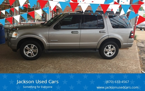 Ford For Sale in Forrest City, AR - Jackson Used Cars