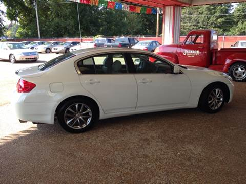 2007 Infiniti G35 for sale in Forrest City, AR