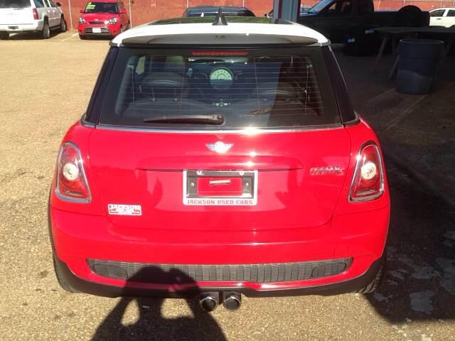 2007 MINI Cooper S 2dr Hatchback - Forrest City AR