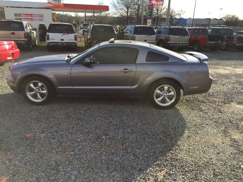 2006 Ford Mustang V6 Deluxe 2dr Coupe - Forrest City AR & 2006 Ford Mustang V6 Deluxe 2dr Coupe In Forrest City AR - Jackson ... markmcfarlin.com
