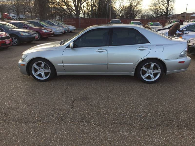 2002 Lexus IS 300 4dr Sedan - Forrest City AR