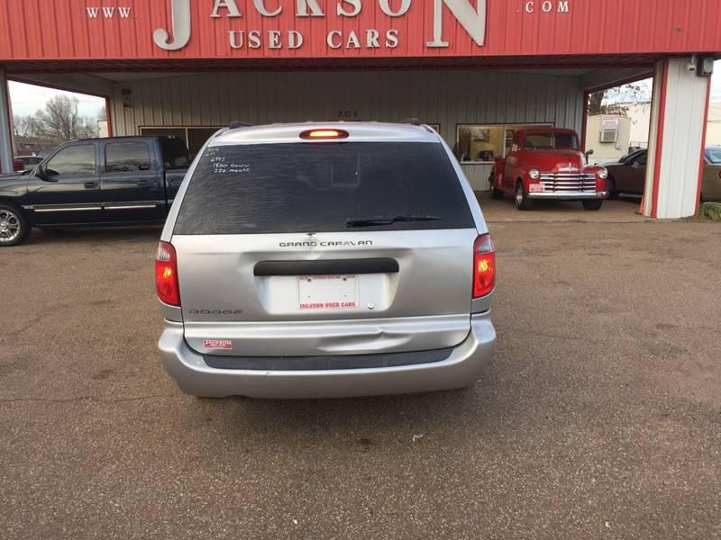 2007 Dodge Grand Caravan SE 4dr Extended Mini-Van - Forrest City AR