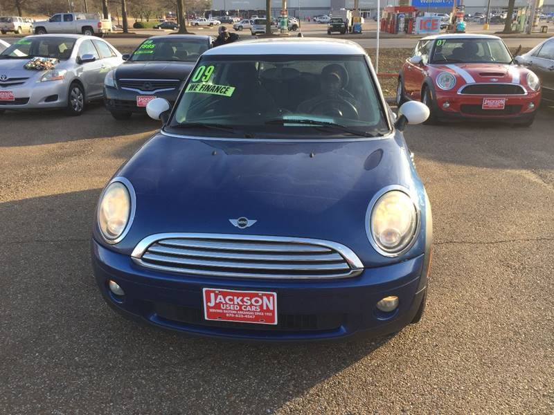 2009 MINI Cooper 2dr Hatchback - Forrest City AR