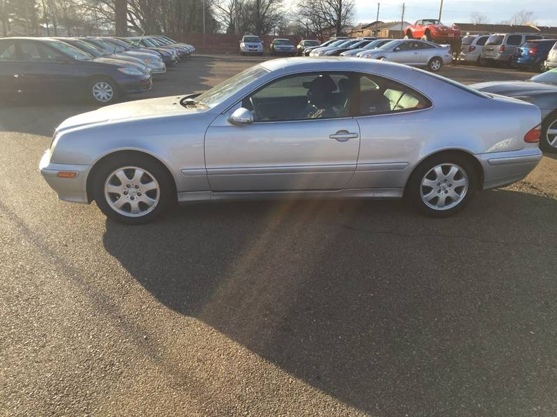 2002 Mercedes-Benz CLK CLK 320 2dr Coupe - Forrest City AR