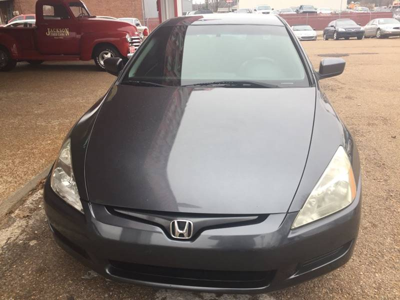 2005 Honda Accord LX 2dr Coupe - Forrest City AR