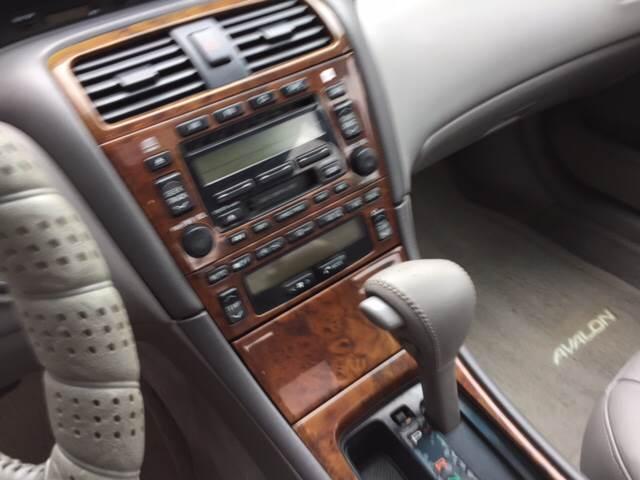 2000 Toyota Avalon XLS 4dr Sedan - Forrest City AR