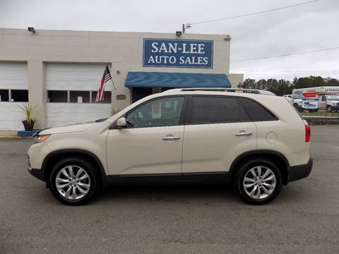 2011 Kia Sorento for sale in Sanford, NC