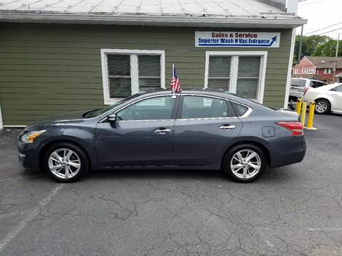 2013 Nissan Altima for sale in New Cumberland, PA