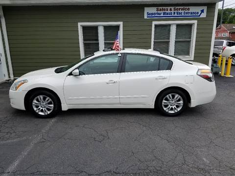 2012 Nissan Altima for sale in New Cumberland, PA