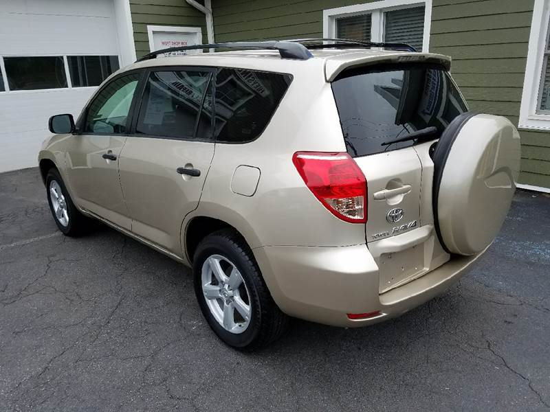 2008 Toyota RAV4 4x4 4dr SUV - New Cumberland PA