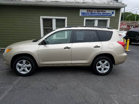 2008 Toyota RAV4 for sale in New Cumberland, PA