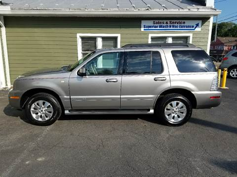 2008 Mercury Mountaineer for sale in New Cumberland, PA