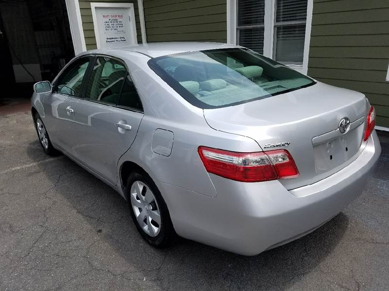 2008 Toyota Camry 4dr Sedan 5A - New Cumberland PA