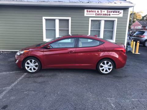 2012 Hyundai Elantra for sale in New Cumberland, PA
