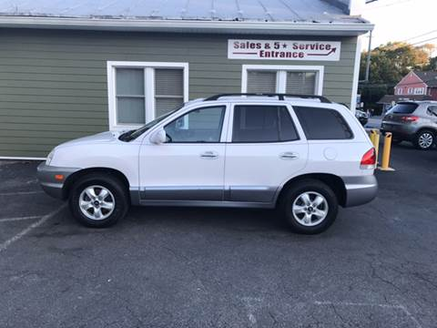 2005 Hyundai Santa Fe for sale in New Cumberland, PA
