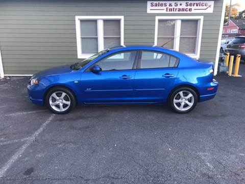 2005 Mazda MAZDA3 for sale in New Cumberland, PA