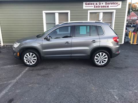 2011 Volkswagen Tiguan for sale in New Cumberland, PA