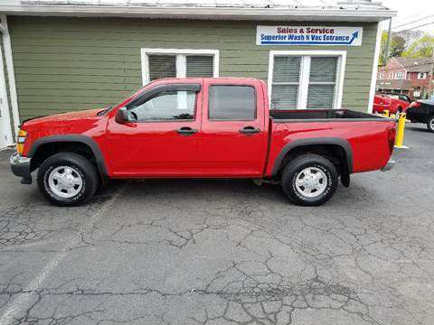 2007 Chevrolet Colorado for sale in New Cumberland, PA