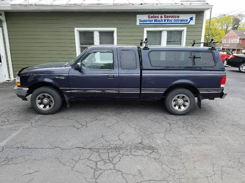2000 Ford Ranger for sale in New Cumberland, PA