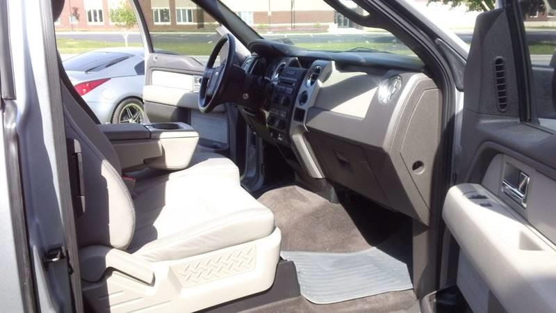 2010 Ford F-150 4x4 XLT 4dr SuperCab Styleside 6.5 ft. SB - Bellevue OH