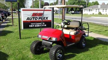 2012 EZ GO  Golf Cart