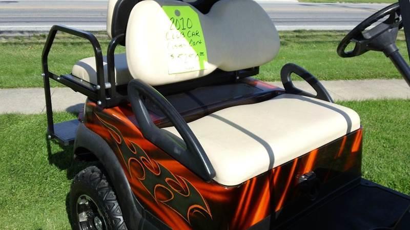 2010 Club Car Precedent Lifted - Bellevue OH