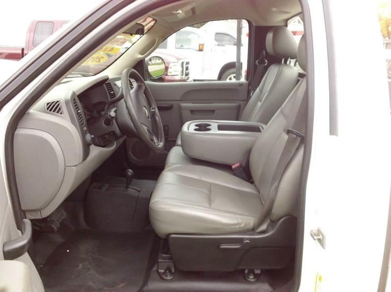2011 Chevrolet Silverado 1500  - Bellevue OH
