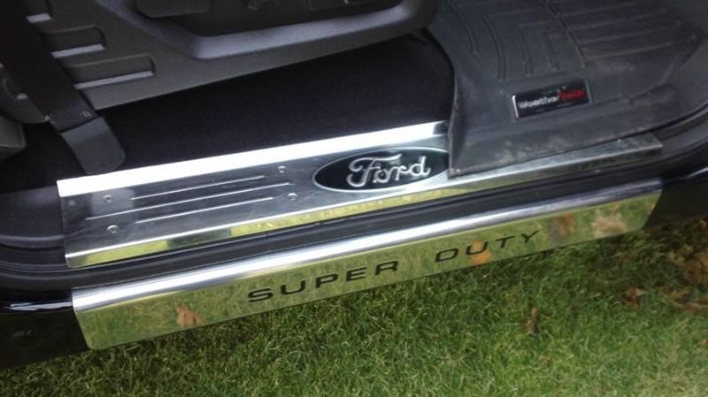 2009 Ford F-350 Super Duty 4x4 Harley-Davidson 4dr Crew Cab 6.8 ft. SB SRW Pickup - Bellevue OH