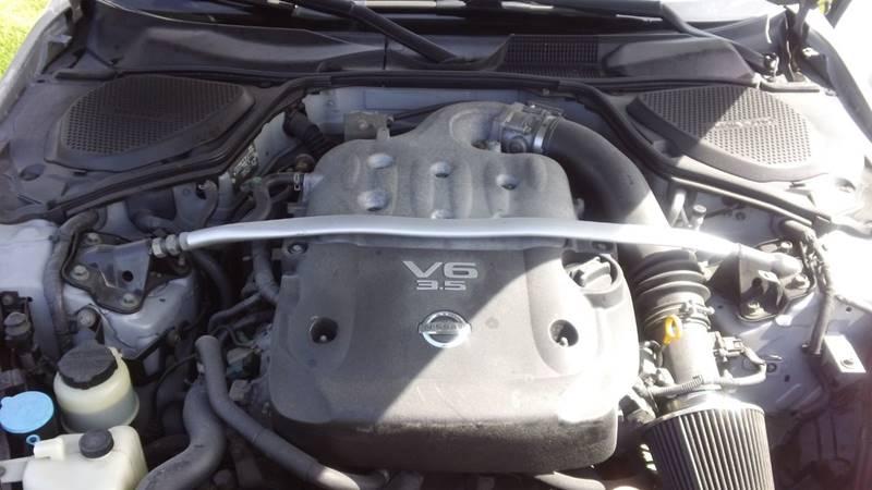 2003 Nissan 350Z 2dr Coupe - Bellevue OH