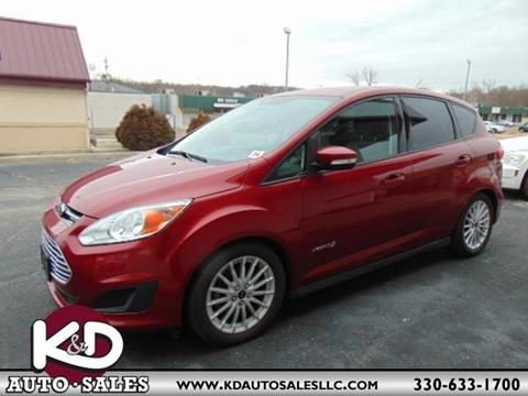 2013 Ford C-MAX Hybrid for sale in Tallmadge, OH