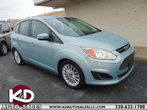 2014 Ford C-MAX Hybrid for sale in Tallmadge, OH