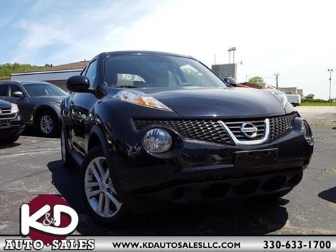 Used Nissan Juke >> 2014 Nissan Juke For Sale In Tallmadge Oh